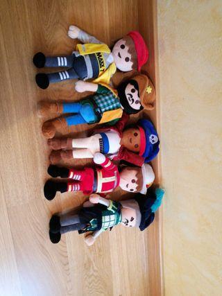 peluches Playmobil