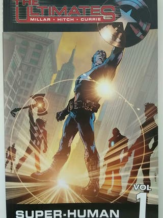 The Ultimates Vol.1: Super-Human (English)