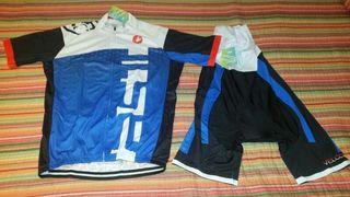 ropa deporte ciclismo