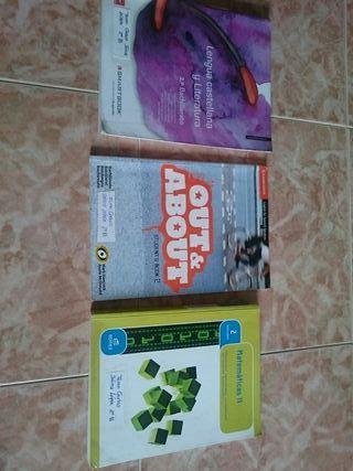 Libros 2 Bachillerato