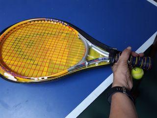 raqueta tenis per nens/es