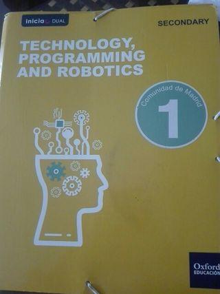 libro technology 1 eso