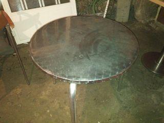 mesa de hosteleria