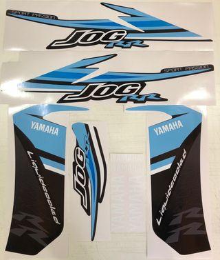 Kit pegatinas Yamaha Jog