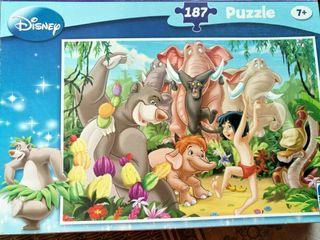 Puzzle Disney Libro de la Selva