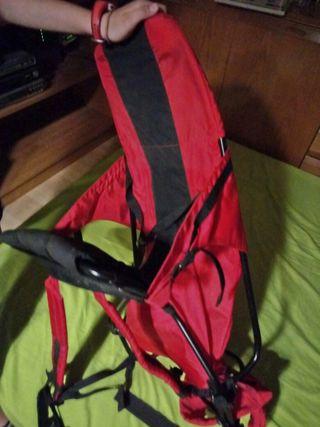 mochila portabebe montaña / motxilla portabebè