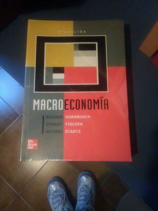 Libro de MACRO ECONOMÍA Dornbusch, Fischer, Start