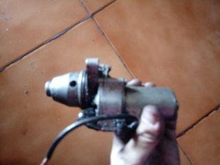 vendo motor de arranque de moto