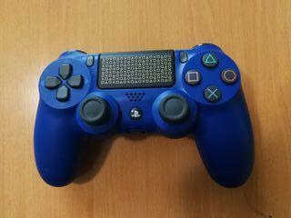 Mando Ps4 Azul Edición Limitada