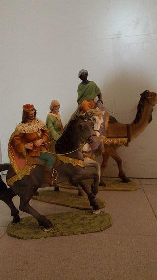 Figuras del Belen - Reyes