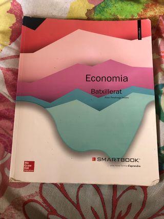 Libro economia 1 Bachiller