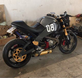 Moto Buell XB 12 R 1200