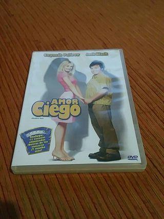 AMOR CIEGO (DVD)