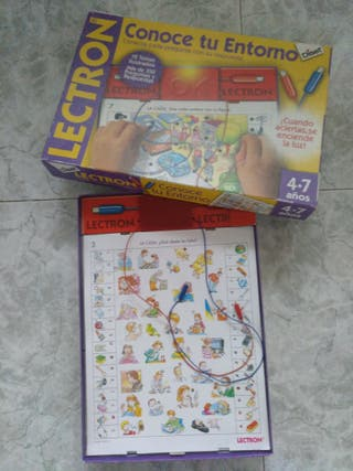 juego niño de 4 a 7 años