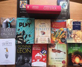 Libros y comics