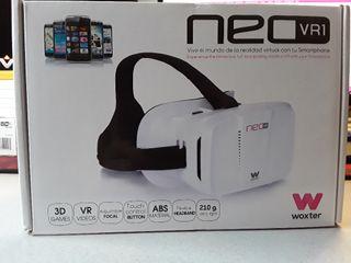 GAFAS REALIDAD VIRTUAL WOXTER NEO VR1