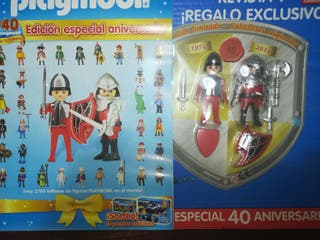 Playmobil 40 aniversario NUEVO COMPLETO