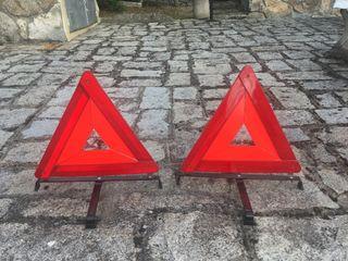 Triangulo de avería