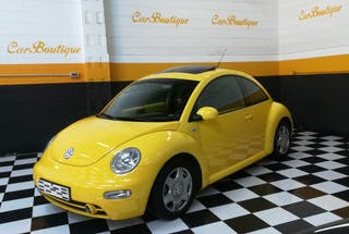 Beetle 1.8 Turbo 150cv único dueño nacional