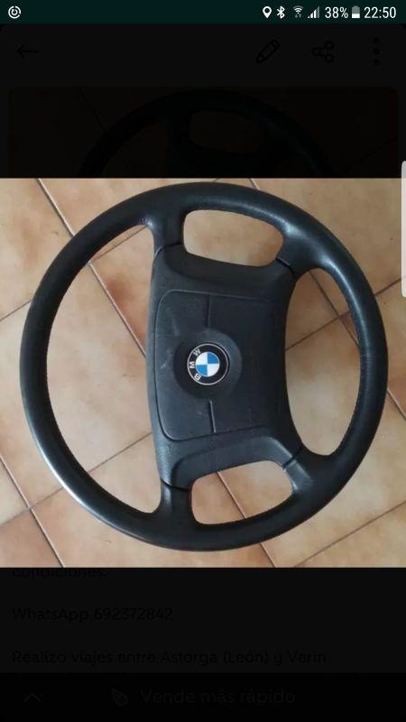 Volante BMW E39 con airbag