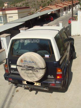 Suzuki Vitara JLX 1998