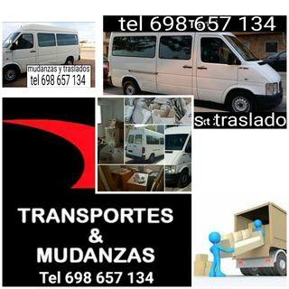 transporte i mudanzas Carlos