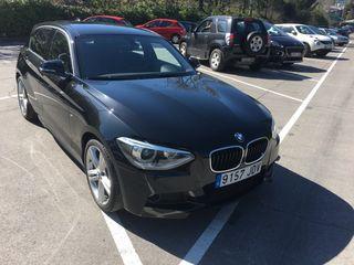 BMW 118D PACK M GARANTÍA OFICIAL BMW FEB 2020