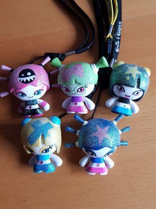 Muñecas chic-girl