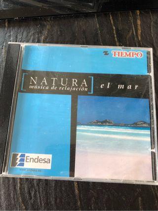 Cd natura del mar