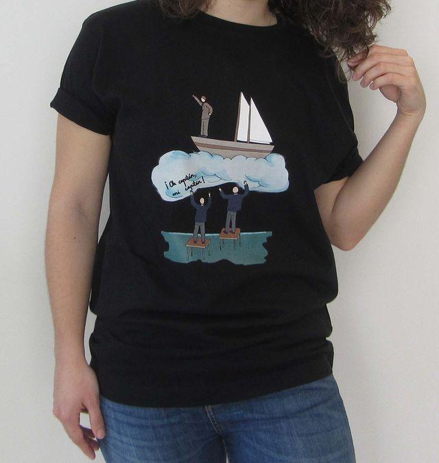 0a592394067c Camiseta 'El club de los poetas muertos' ¡NUEVA! de segunda mano por ...