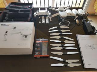Dron Drone DJI Mavic Pro ALPINE WHITE Combo
