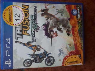 Trial fusion ps4