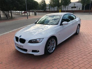 Bmw 320 da Coupe M