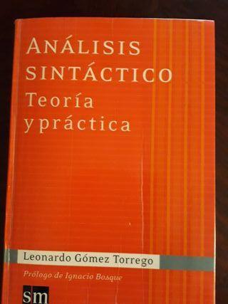 Analisis Sintáctico. Teoría y práctica