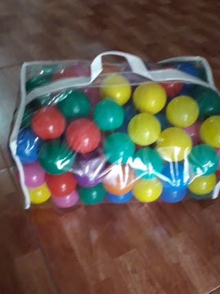 bolsa de 100 bolas