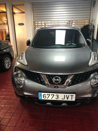 Nissan Juke Diciembre2016