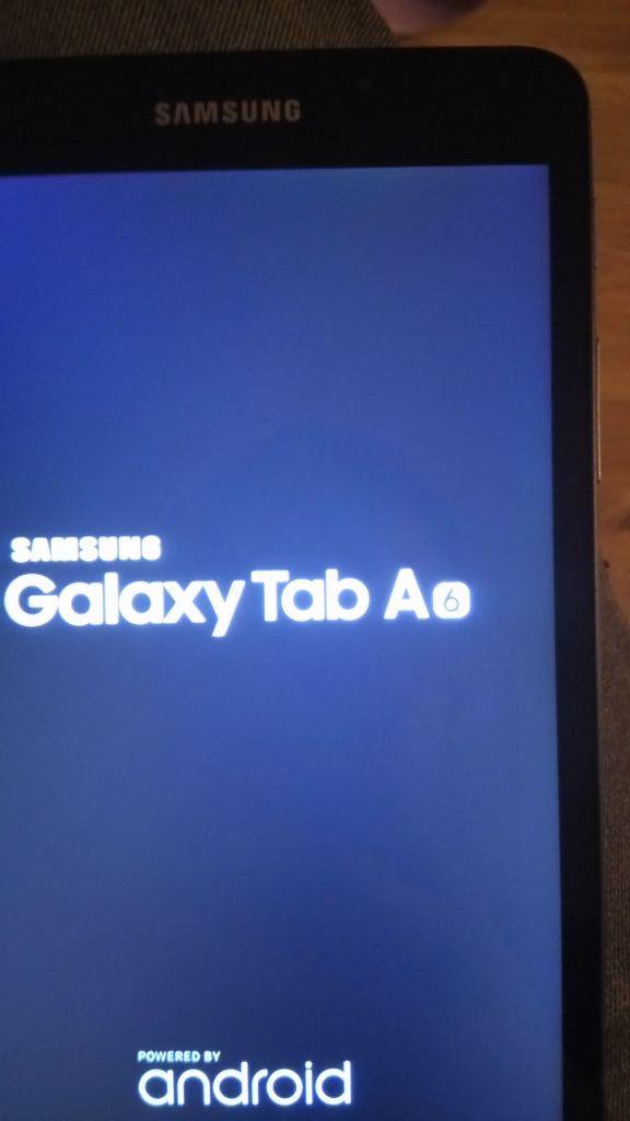 Samsung galaxy Tab A6 with 32gb memory