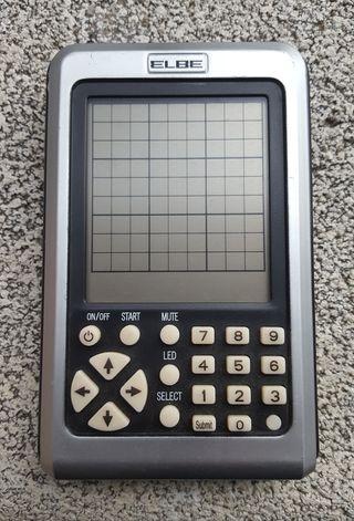 Sudoku electrónico (ELBE)