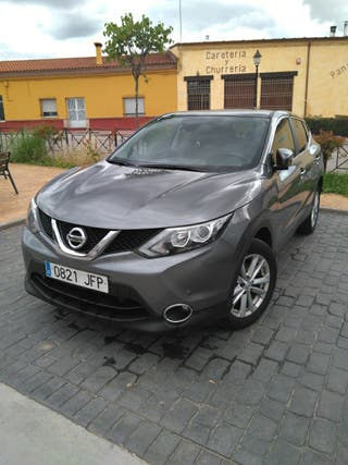 Nissan Qashqai 2015 tekna