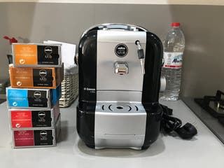Cafetera exprés Saeco