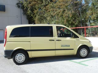 Mercedes-Benz Vito 2006 semi-camperizada