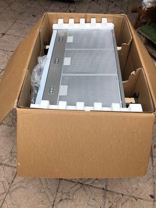 Muebles cocina campana extractora y vitroceramic de for Wallapop madrid muebles
