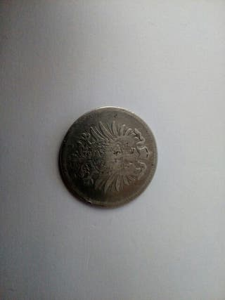 moneda 1 marco aleman (del imperio aleman) 1874