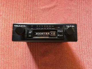 Radio Cassette de coche BOOSTER