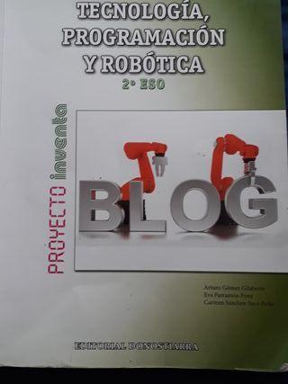 Libro Tecnología 2°eso