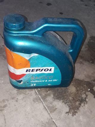 aceite náutico dos tiempos 2 litros