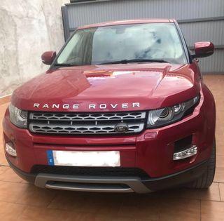 Range Rover Evoque Automático 4x4 150 CV 2014