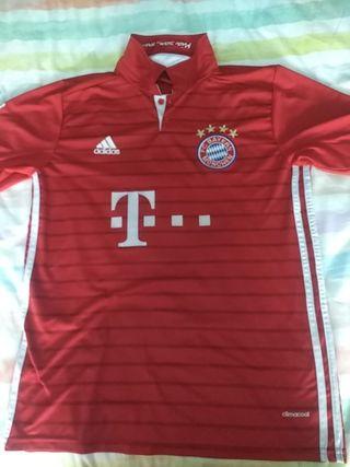 Camiseta Bayern Munich 17/18