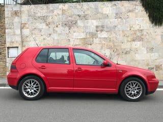 Volkswagen Golf GTI V5 5p Rojo 1999