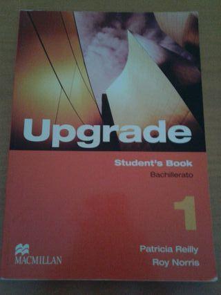 Libro 1 bachillerato Inglés Macmillan Upgrade
